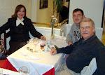 Eny , Hersz e Leandro