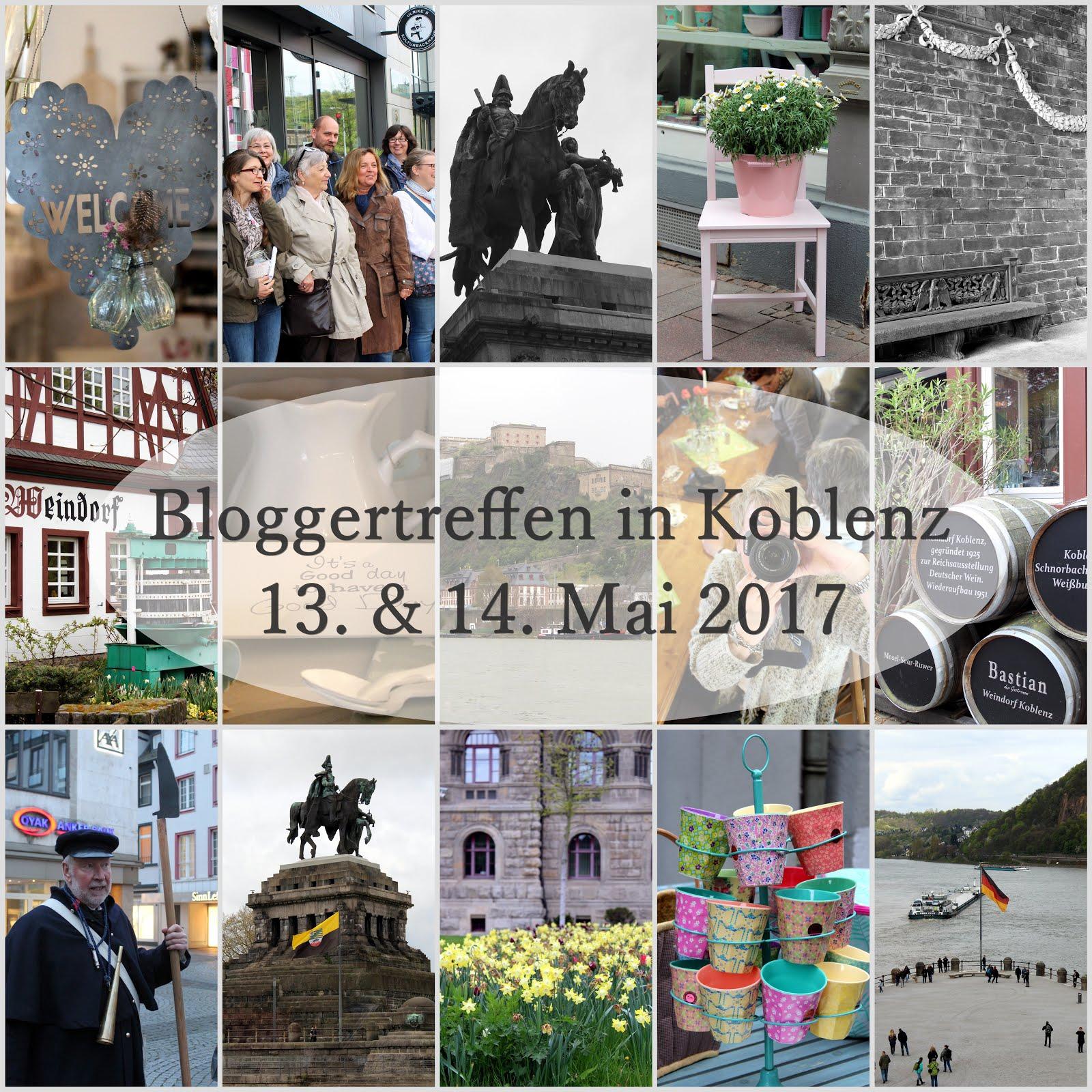 Bloggertreffen Koblenz 2017