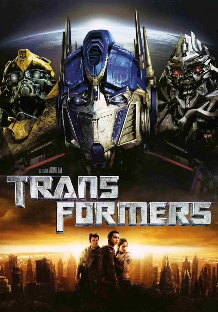 Transformers – Dublado (2007)