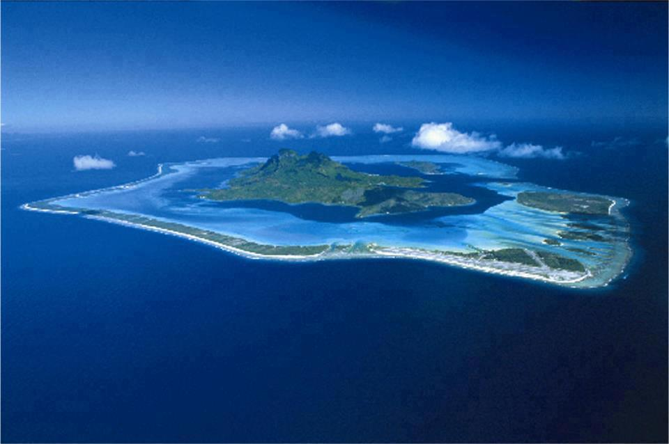 Considered To Be One Of The Most Romantic Place In The World Polynesiato Most Beautiful