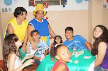 Festinha para as Crianças 2015