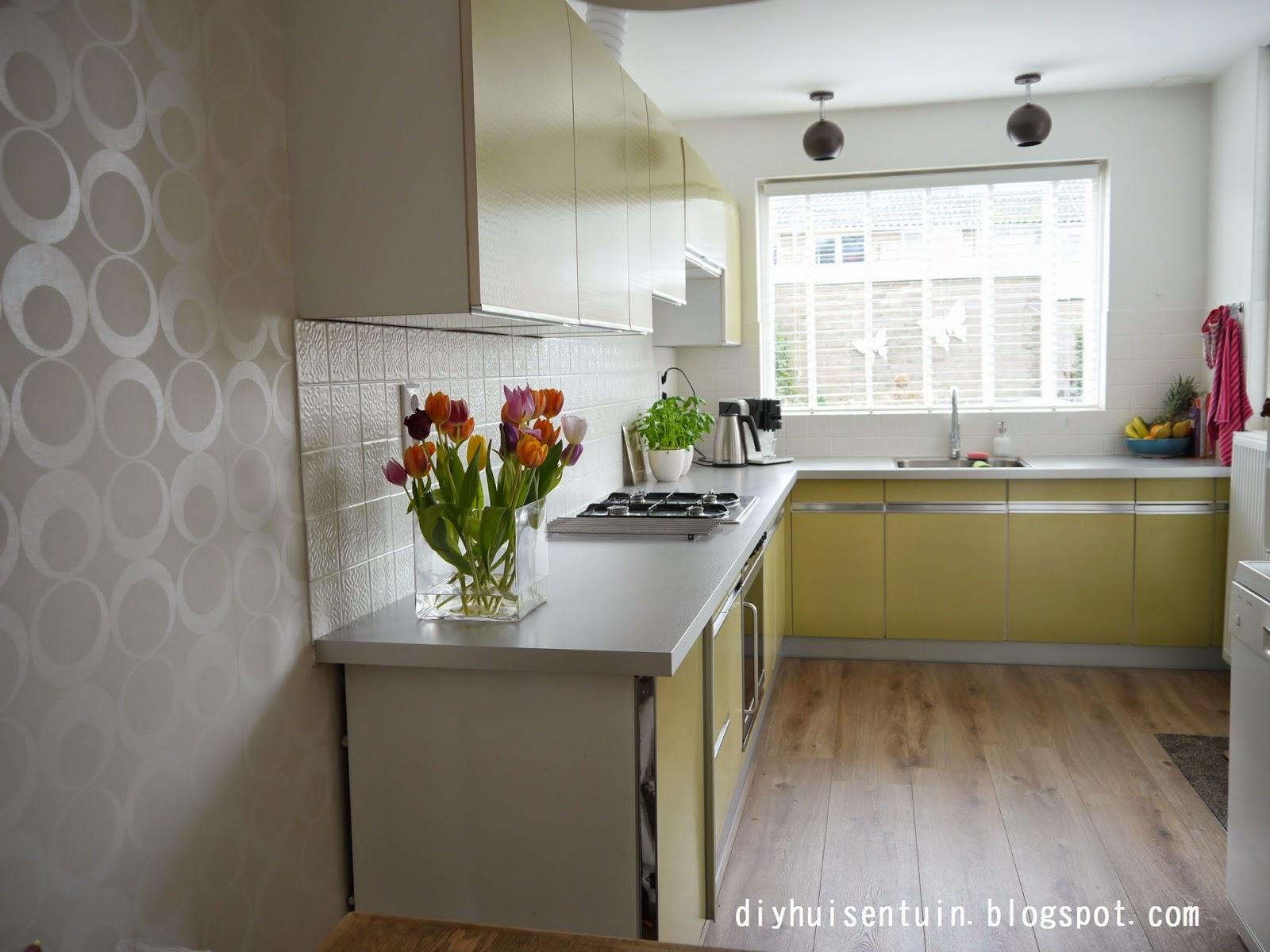 keuken tegels ontvetten : Huis Tuin En Mama De Verbouwing Beneden De Keuken