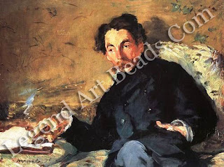 The ideas of the Symbolist poets, like Mallarme, who sought to reveal the workings of the inner mind, were of vital importance to Munch.