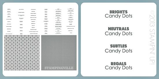 Stampin' Up! Label It Stamp Brush Set Digital Download