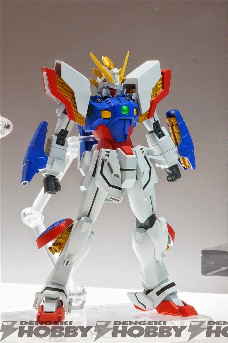 SIDE MS  Shining Gundam  G Gundam Shining Gundam