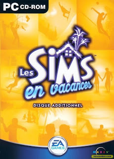 sims vacation, espanol