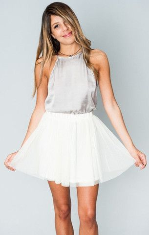 Tulle Skirt by Show Me Your Mumu SALE