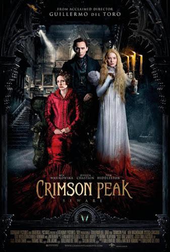 Crimson Peak (BRRip 1080p Dual Latino / Ingles) (2015)