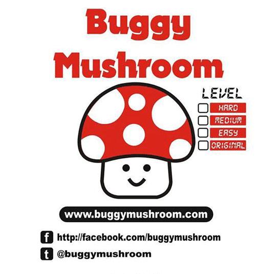 Buggy Mushroom