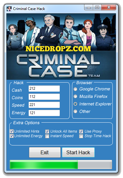 case review criminal