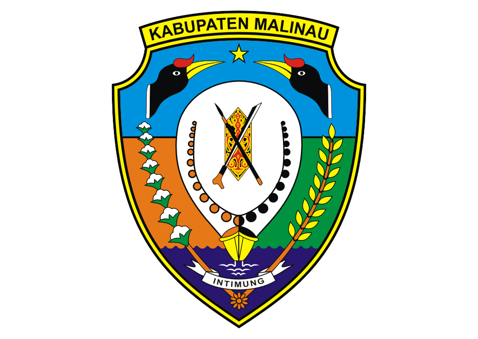 Kabupaten Malinau Logo Vector download free