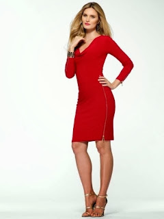 Exclusive Red Dresses For Christmas