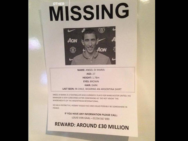 Stephan Noli Blog July 2015 – Funny Missing Person Poster