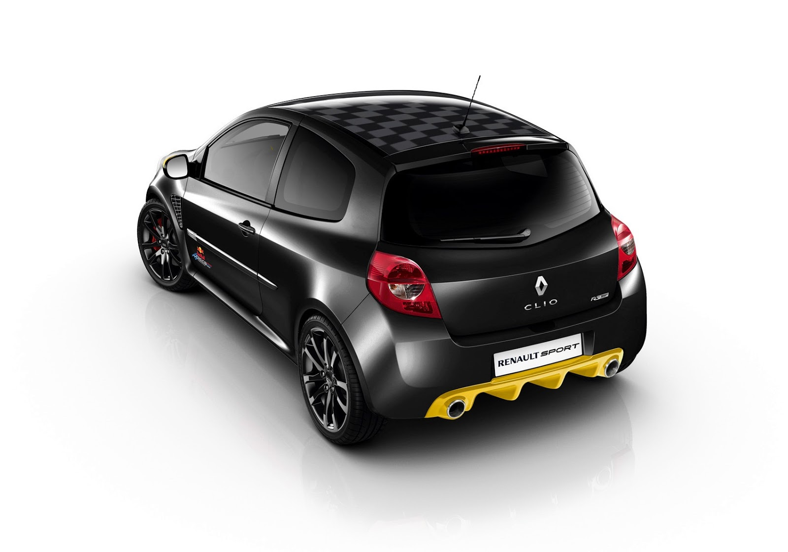 2012 renault clio rs zone style gallery. Black Bedroom Furniture Sets. Home Design Ideas