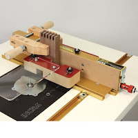 commercial box joint jig, finger joint jig
