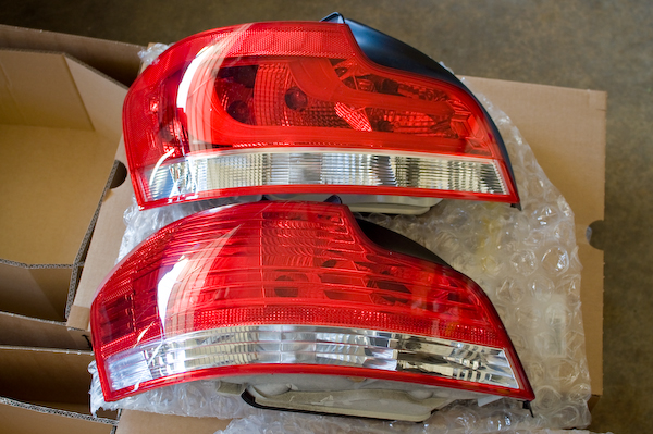 DIY: How To Install E82 LCI LED Tail Lights