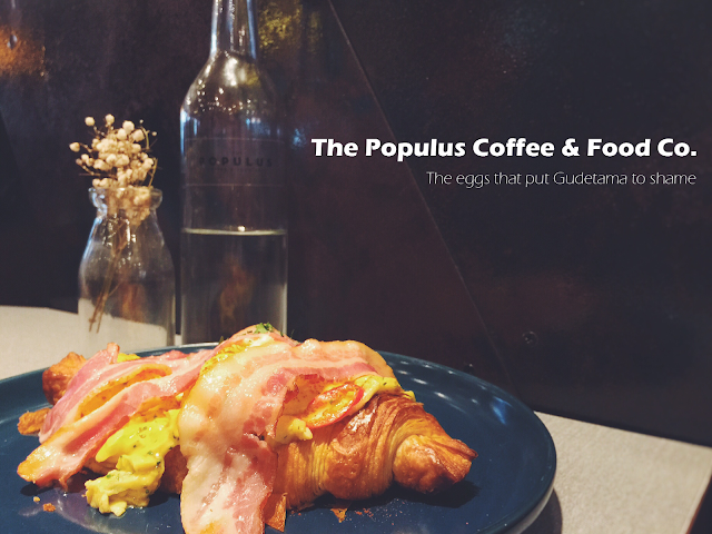 Singapore - Populus Cafe at 146 Neil Road