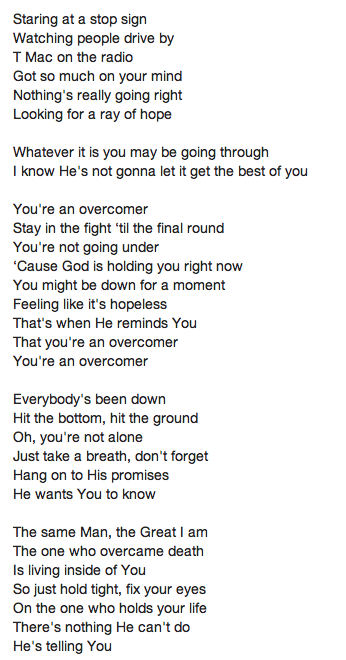 Lyrics Tonettes The Music Like Dirt I Give It To You