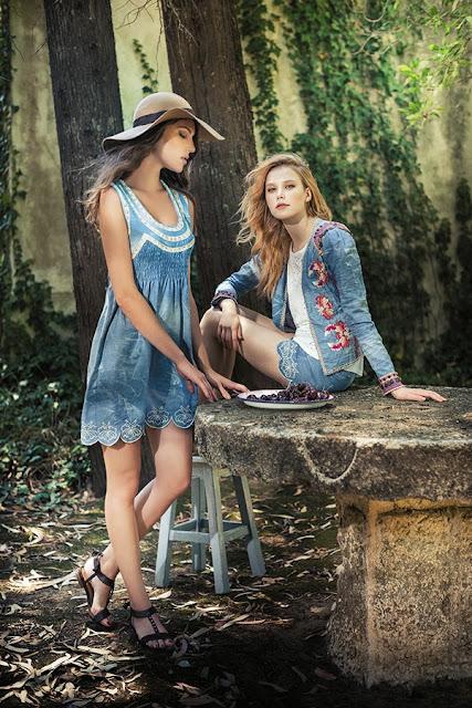 Alphamoment - Marca portuguesa de  roupa femenina estilo etnico
