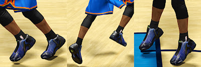 NBA 2K13 Nike Zoom Hyperflight 'Lightning' Shoes Patch