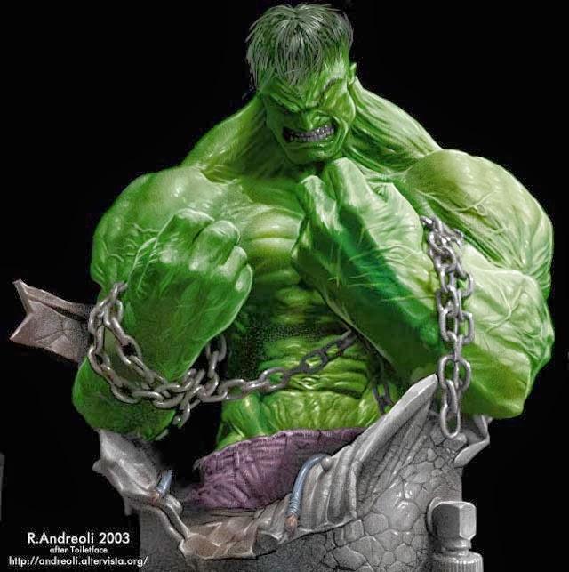 1001 Gambar Keren Gambar Hulk