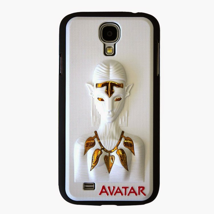 Avatar Pattern For Samsungi9500 Mobile Phone Case