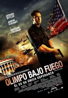 Olimpo Bajo Fuego Poster