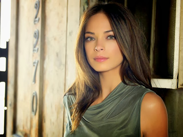 Kristin Kreuk - Beauty And The Beast Second Season Promo