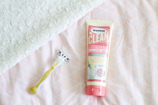 soap glory whipped clean review