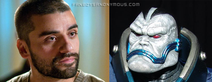 En Sabah Nur Oscar Isaac first look Apocalypse X-Men
