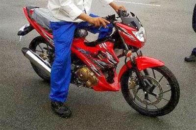 Suzuki Raider F150