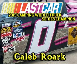 LASTCAR Camping World Truck Series Champions