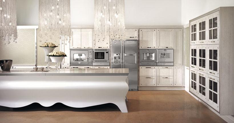 Tradici n artesana con innovaci n tecnol gica cocinas for Cocinas clasicas
