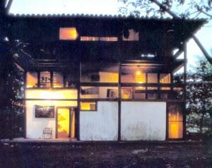 Casa de Thiago de Mello - Projeto de Lúcio Costa