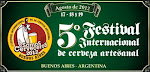 5to Festival Internacional de la Cerveza Artesanal