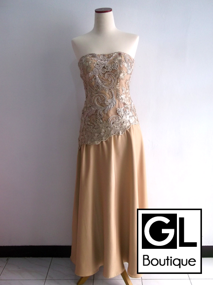 dress pendek formal