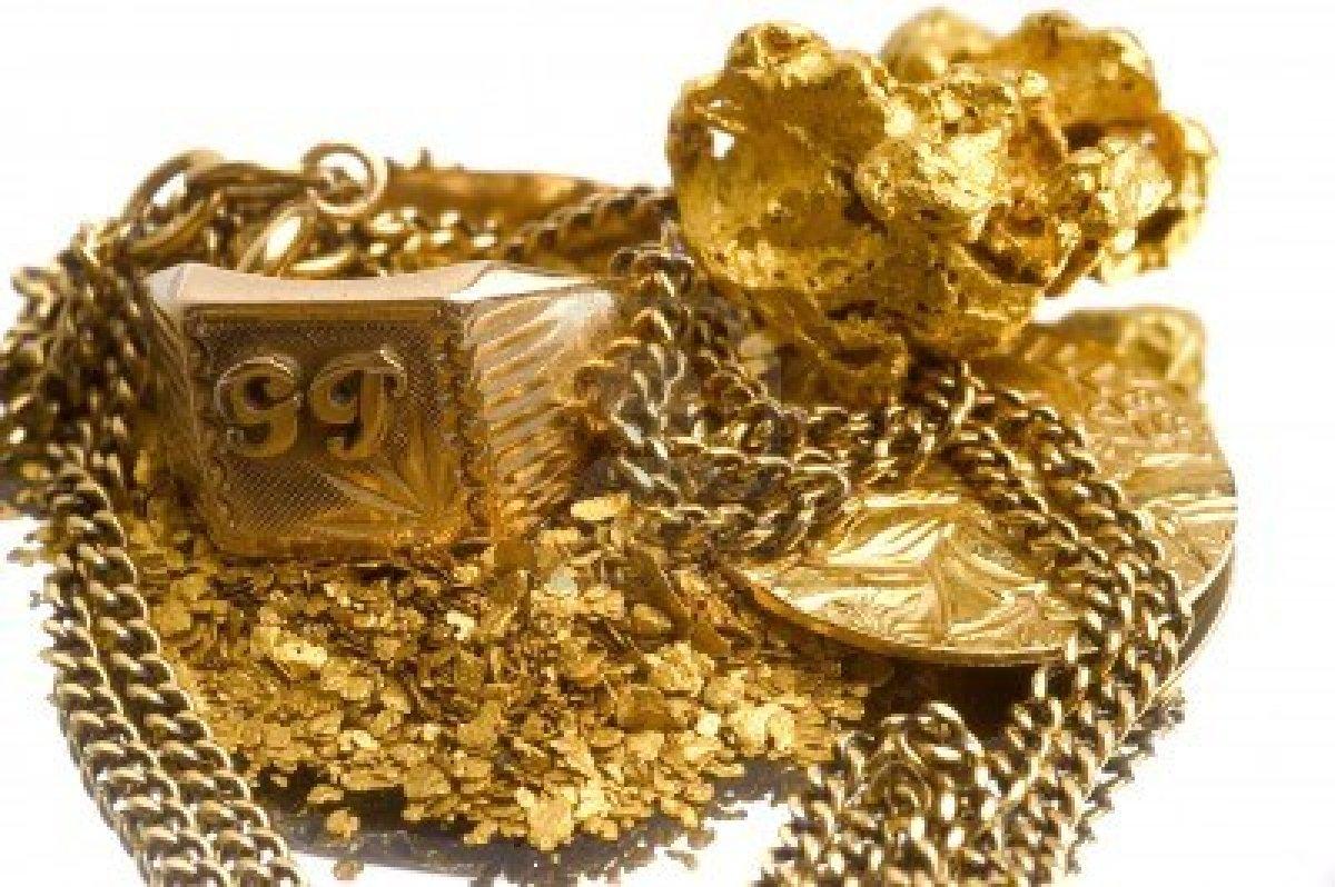 Proceso de fundición del oro   Geniolandia