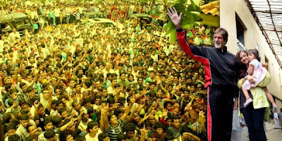 Aaradhya Bachchan snapped outside Jalsa!