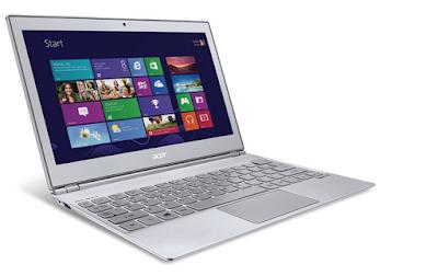 Daftar Harga Laptop ACER Windows 8 Terbaru 2015