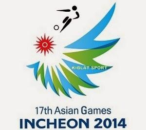 Hasil Pertandingan Babak 16 Sepakbola Asian Games 2014