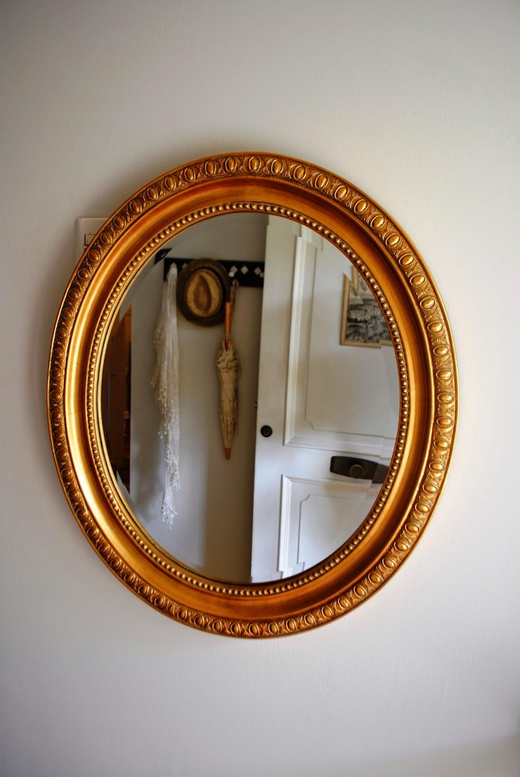 paz montealegre decoraci n espejos ovalados dorados