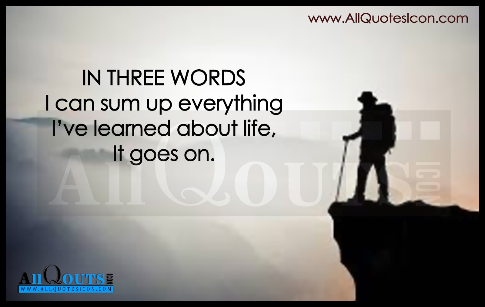 English Quotes Life English Life Quotes And Sayings  Www.allquotesicon  Telugu