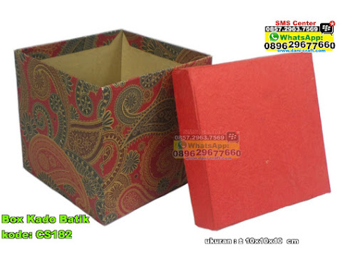 Box Kado Batik