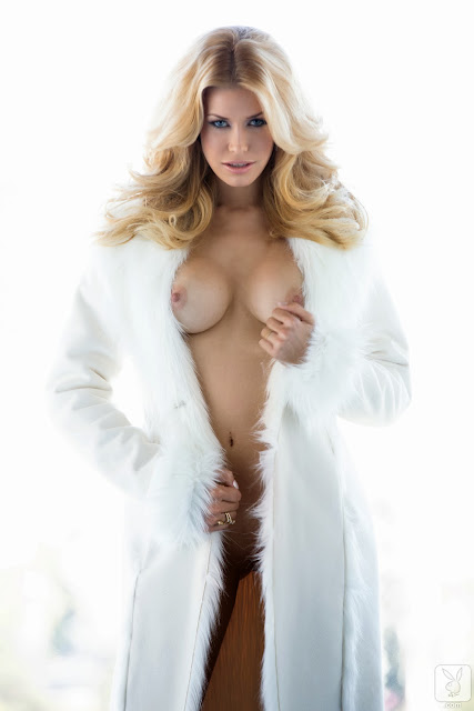 Playboy girl nude Kennedy Summers hot Miss December 2013