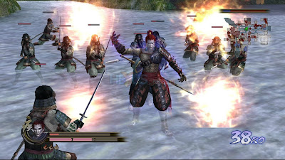 Samurai Warriors 2 screenshot