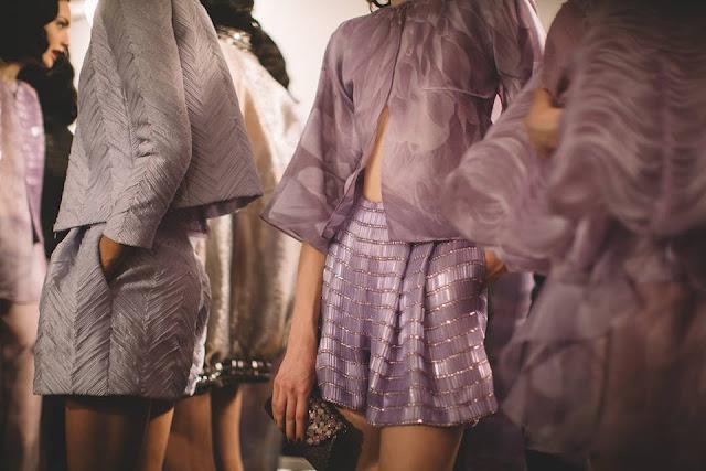 Giorgio Armani Privé Spring/Summer 2016 Fashion Show from Paris.
