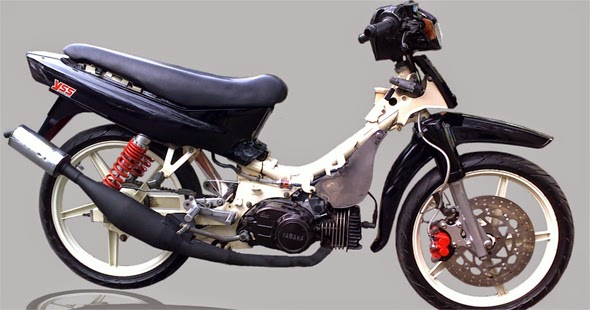 Modif Trail Yamaha Force One