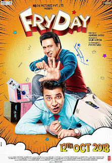 FryDay (2018) Hindi Movie Pre-DVDRip | 720p | 480p