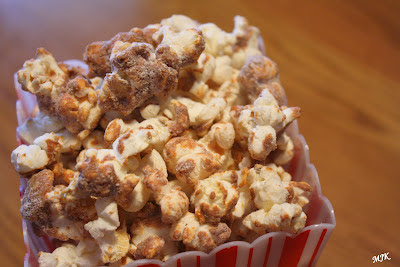 Melissa's Cuisine: Churro Popcorn