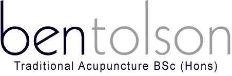 Traditional Acupuncture Bristol Blog by Ben Tolson BSc Hons